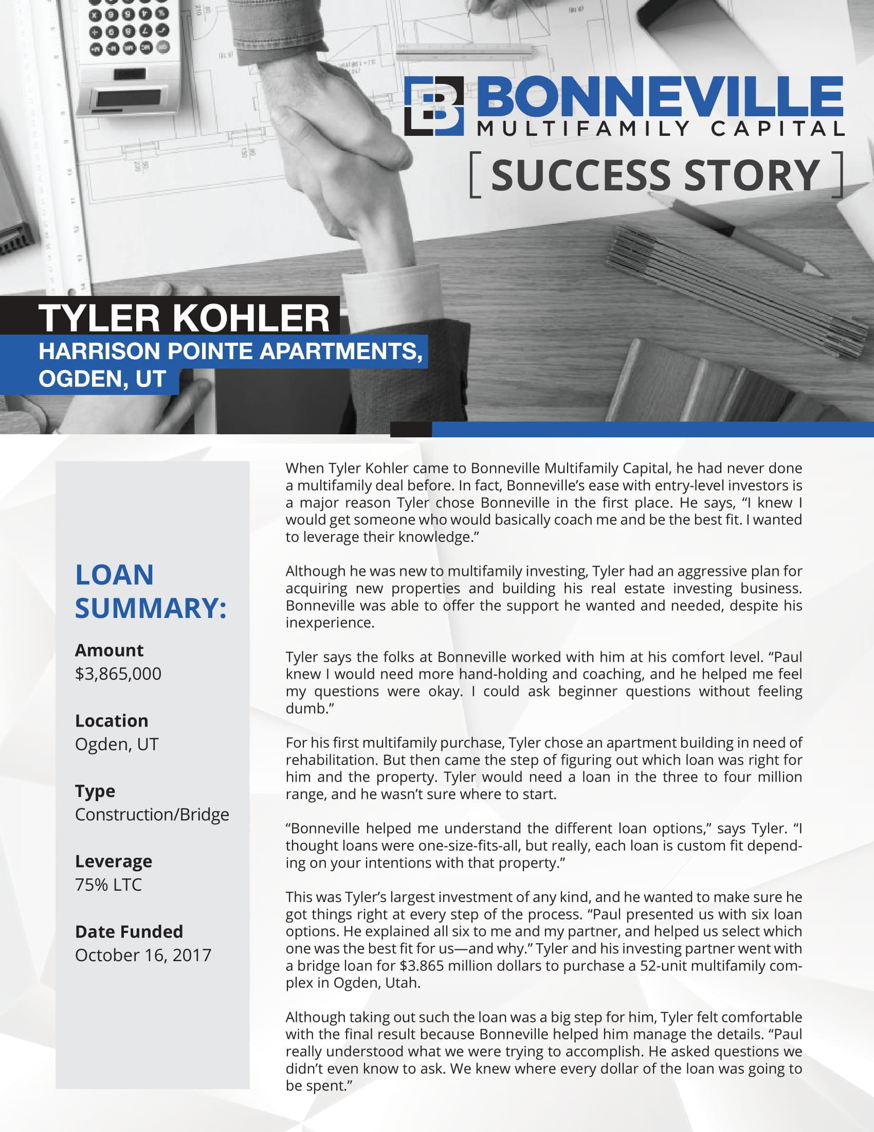 Tyler Kohler